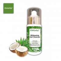 ItWorks! Virgin Coconut Oil Whitening Gel Cleanser (100ml)
