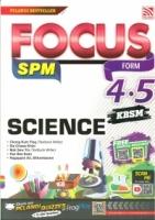 FOCUS SCIENCE FORM 4,5 KBSM SPM 2018