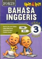 FOKUS BAHASA INGGERIS YEAR 3 KSSR