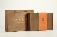 中茶 百年木仓 湖南安化黑茶 故宫贡茶 丁酉手筑茯砖茶 (950g) (2017)
