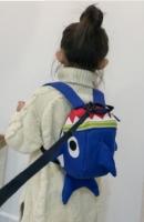 Baby Shark Bag Blue (1-3 Years)