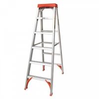 Winner WDS04 Aluminium Double Sided Tanglepruf Ladder 4 Step 966MM (3.2')