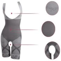 Bamboo Charcoal Body Sculpting Corset Shapewear Waist Cincher Underwear