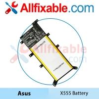 Asus X555 X555LA X555LD X555LN A555L A555LD A555LF A555LP F555LN Battery