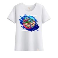 100% High Quality Cotton Women's T-shirt