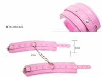 [SM 7 Item Set] Leather and Fur 7 Item SM set/ Tie her up/ Alternative way of Having FUN