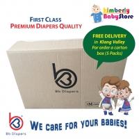 Bb Premium Diapers Size L