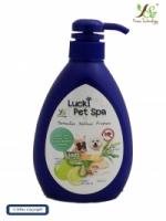 Detoxifies, Softens, Freshens 100% Organic Tea Tree Oil Ysz Lucki Pet Spa 500ml