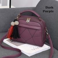 {JMI} Tenderness & Romance Crossbody Sling Handbag 0157# - 7 Colors