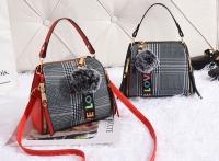 {JMI} Tenderness & Romance Crossbody Sling Handbag 0161# - 5 Colors