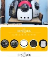 Big Pet Travel Bag Fashion Capsule Cat Breathable Bag (Max 7kgs cat or 5.5kgs Dog)