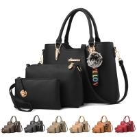 {JMI} 3 in 1 Elegant & Romance Handbag 0164# - 7 Colors