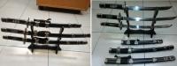 CELLY 3 pcs Set Medium Samurai [HK3012-3]
