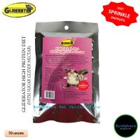 GLIDERATOR High Protein Diet with Sugar Glider Nectar - 70g