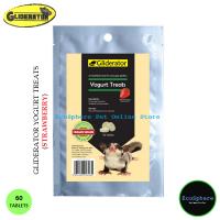 GLIDERATOR Yogurt Treats (Strawberry)