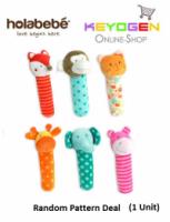 ( flash sale )Holabebe Hola Rattles Stick Toy T265 (Random Pattern Deal)