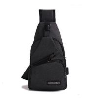 {JMI} Men Sling Crossbody Shoulder Bag M0001# - 3 Colors
