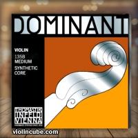 Thomastik Infeld 135B Dominant Violin G,D,A,E String set 4/4 size ball end