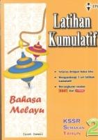 LATIHAN KUMULATIF BAHASA MELAYU TAHUN 2 KSSR 2019