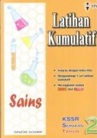 LATIHAN KUMULATIF SAINS TAHUN 2 KSSR 2019