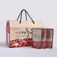 100% Pure Premium Dodum Korean Red Dates Juice/ Jujube Juice/ Jujube Tea Set 100ml x 30packs