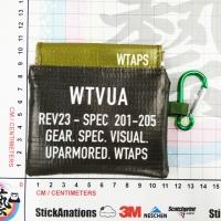WTAPS coin pouch