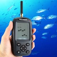 FF998 WIRELESS DOT MATRIX FISH FINDER
