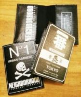Neighborhood Tokyo passport cover
