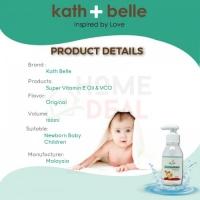 KATH + BELLE SUPER VITAMIN E OIL& VCO 100ML