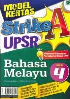 MODEL KERTAS STRIKE A BAHASA MELAYU TAHUN 4 UPSR