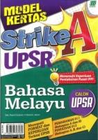 MODEL KERTAS STRIKE A BAHASA MELAYU UPSR