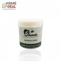 Ibunda Massage Cream (Ginger)