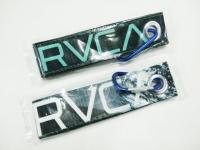 RVCA keytag keychain