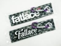 Fatlace keytag keychain