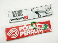 Powell Peralta keytag keychain