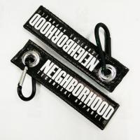 Neighborhood keytag keychain