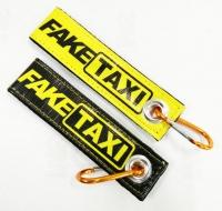 FakeTaxi keytag keychain