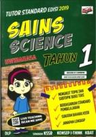 TUTOR STANDARD EDISI SAINS-SCIENCE(DWIBAHASA)TAHUN 2 2019