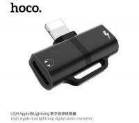 hoco.LS20 Apple Dual Lightning Digital Audio Converter