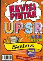 REVISI PINTAR UPSR TAHUN 4.5.6 SAINS