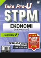 TEKS PRA-U STPM EKONOMI SEMESTER 2