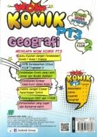 WOW KOMIK GEOGRAFI TINGKATAN 2 KSSM