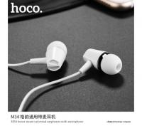 hoco.M34 Honor Music Universal Earphones with Microphone