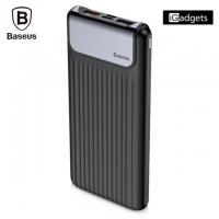 Baseus Thin Digital 10000mAh Power Bank QC 3.0 Dual USB