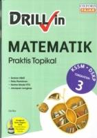DRILL IN MATEMATIK TINGKATAN 3 KSSM