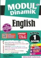 MODUL DINAMIK ENGLISH FORM 1 KSSM(2019)