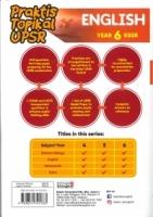 PRAKTIS TOPIKAL ENGLISH YEAR 6 KSSR UPSR
