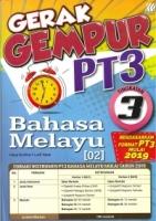 GERAK GEMPUR BAHASA MELAYU TINGKATAN 3 PT3