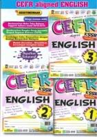 CEFR ENGLISH YEAR 3 SEMAKAN KSSR