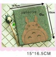 Totoro Book Set Brown
